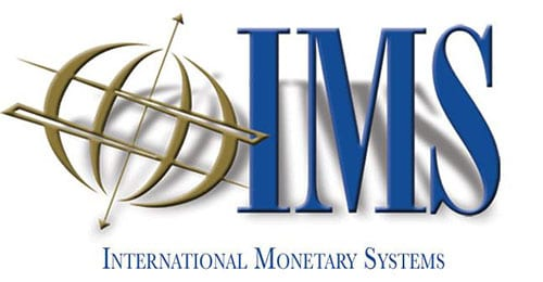 IMS Internation Monetary System Logo