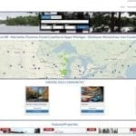 Real estate website for Hanson Realty