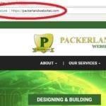 SSL Green Padlock