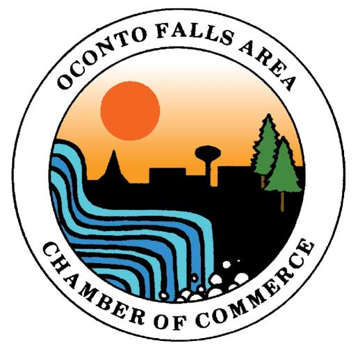 Oconto Falls Chamber logo