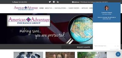 American Advantage Insurance Small Image