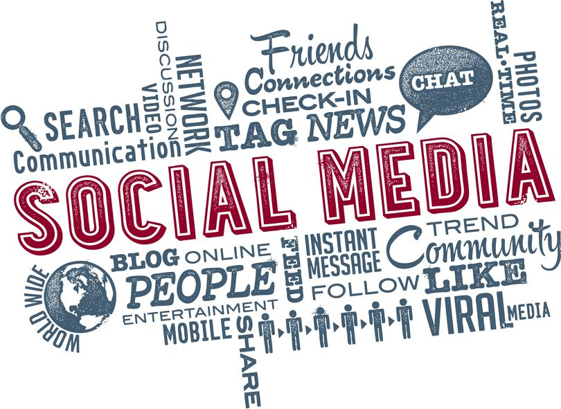 social media campaign for online nonprofit fundraisers