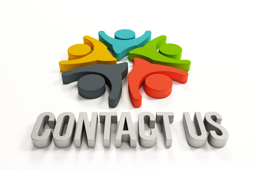 contact us for a new website