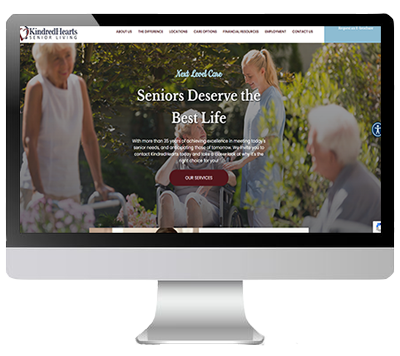 kindred hearts website